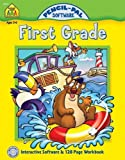 img - for First Grade (Pencil-Pal Software) by Judy Giglio (2002-01-31) book / textbook / text book