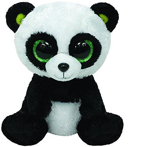 83c0ce61bd2 Amazon.com  Ty Beanie Boos - Bamboo - Panda  Toys   Games