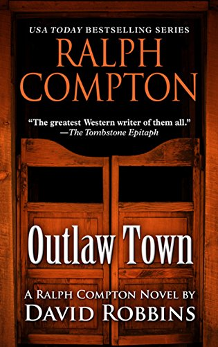 book cover of Outlaw Town