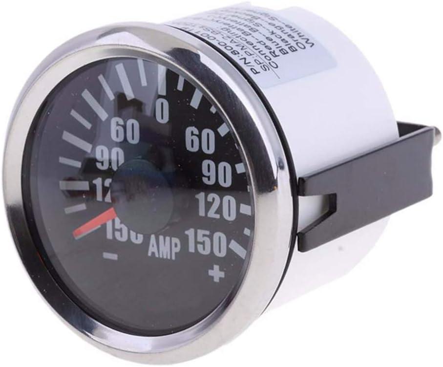 52mm With Backlight ELING Digital Ammeter Ampere Gauge 80A With Current Sensor 2