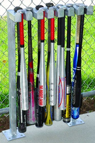 Permanent Bat Rack by Jaypro Sports