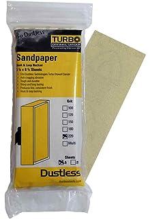 Amazon.com: aspiradora Powered Dustless Turbo Drywall Sander ...