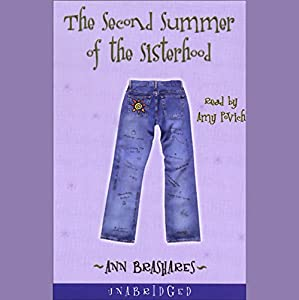 The Second Summer of the Sisterhood Hörbuch