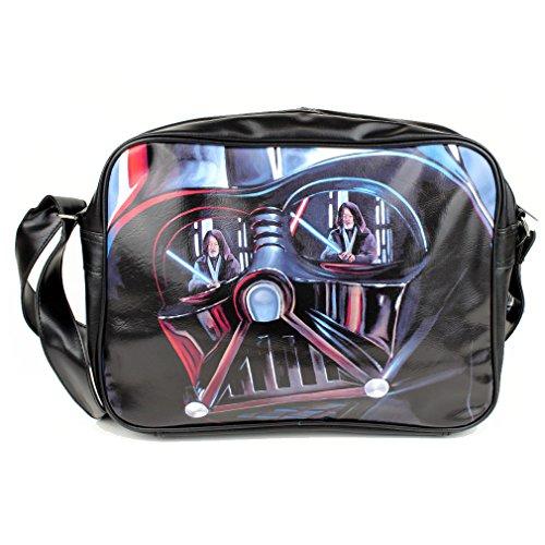 Star Wars Unisex Messenger Bolsa Darth Vader–Reflection hombro bolsa