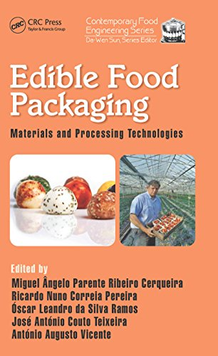 Edible Food Packaging: Materials and Processing Technologies (Contemporary Food Engineering)