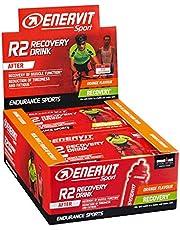 Enervit Sport Recovery Drinkpoeder, Oranje, 20 x 55 g zakje