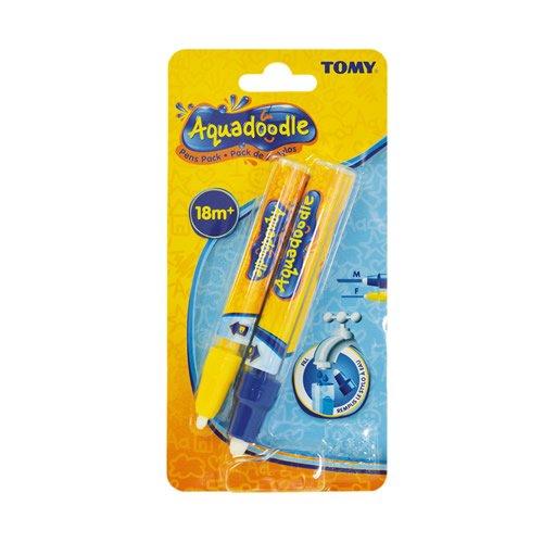 Tomy Aquadoodle - E72392 - Confezione da 2 Penne di Aquadoodle 14779
