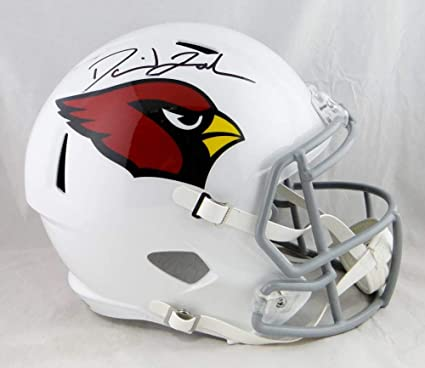 17766a66 Amazon.com: David Johnson Autographed Arizona Cardinals F/S Speed ...
