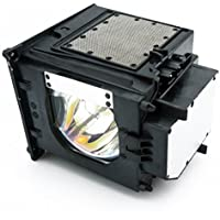 CTLAMP Premium 915P049010 TV Lamp With Housing For MITSUBISHI WD-52631/WD-57731/WD-57732/WD-65731/WD-65732/WD-Y57/WD-Y65