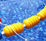 Swimming Pool Competition Spiral Line Dividing Line
