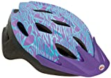 Bell Child Rex Bike Helmet, Purple/Blue Lovelace