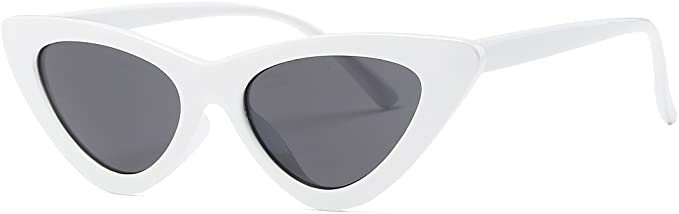 kimorn Occhi Di Gatto Occhiali Da Sole Per Donna Clout Goggles Cerniere In Metallo Bicchieri K0566