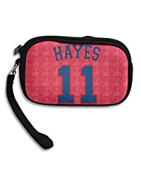 Washington Wizards Elvin Hayes 11 Purse & Key Wristlet Bag
