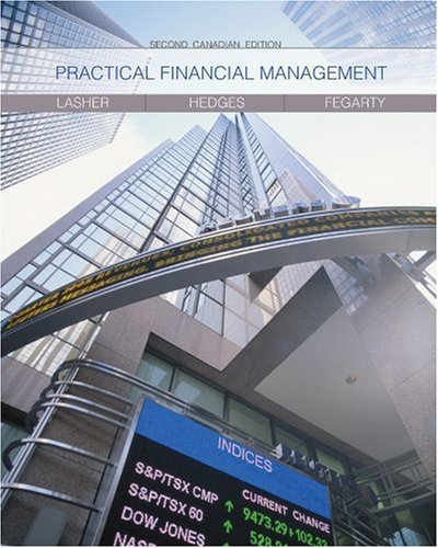 PRACTICAL FINANCIAL MGMT.>CANA