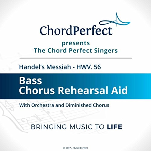 Messiah, HWV 56: 53. Worthy Is the Lamb (Bass Chorus Rehearsal Aid ...