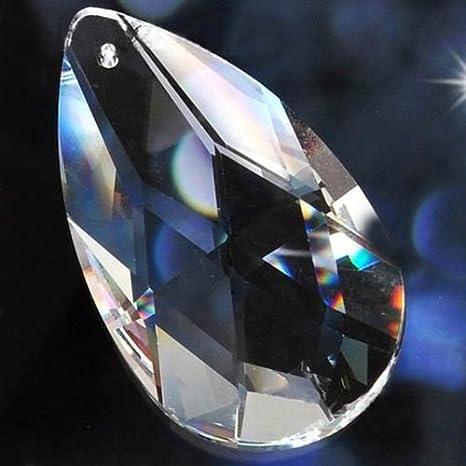 Pack of 5 hierkryst 50mm Lamp Chandelier Crystal Prisms