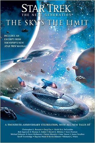 Amazoncom The Skys The Limit Star Trek The Next Generation