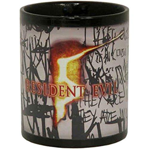 NECA Resident Evil 5 Kijuju Color Change Thermal Mug