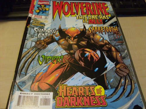 with Wolverine Comic Books design