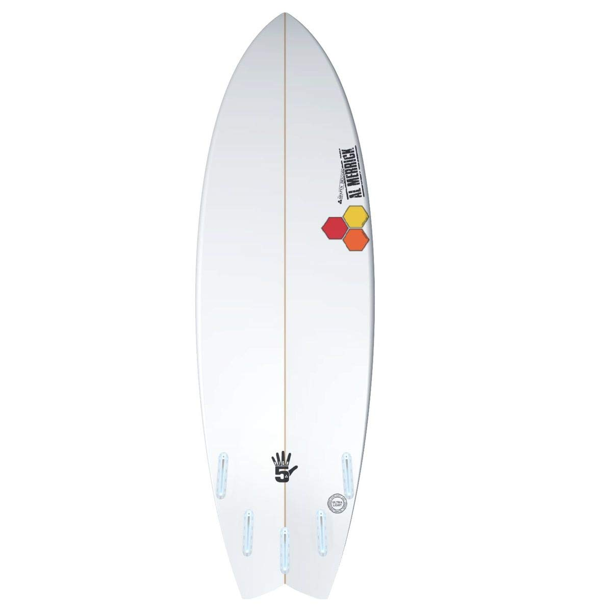 Channel Islands Tabla de Surf High 5 5.10: Amazon.es: Deportes y aire libre
