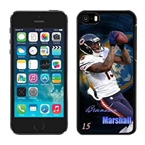 Customized Iphone 5c Case NFL Chicago Bears Brandon Marshall Moblie Phone Sports Match Protective Covers
