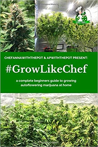 Growlikechef A Complete Beginners Guide To Growing Autoflowering