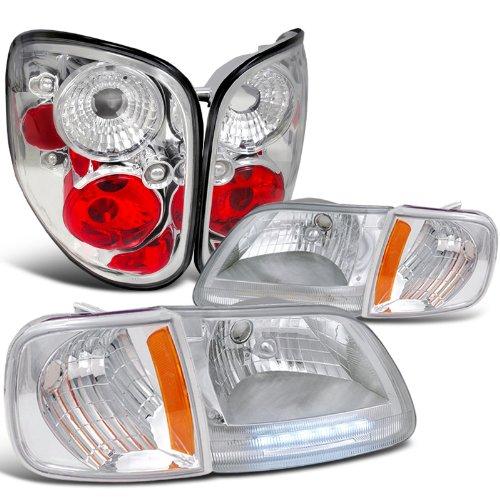 2001 ford f150 clear headlights - 7