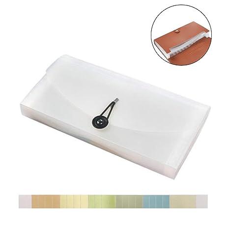 Amazon.com: Oak-Pine - Carpeta archivadora de 13 bolsillos ...