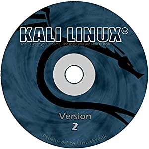 Kali Linux - Hacking and Penetration testing - NEW From the makers of BackTrack Linux - 32-bit version