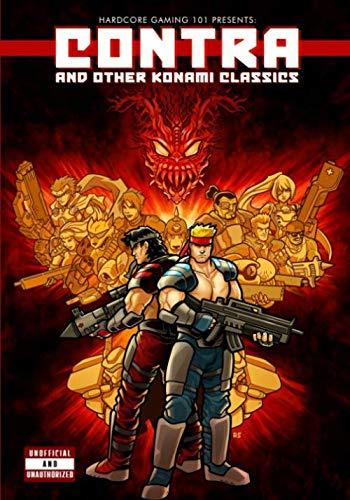 Hardcore Gaming 101 Presents: Contra and Other Konami -