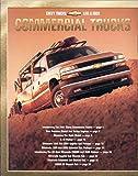 2001 Chevrolet S10 Silverado C3500 HD Commercial Pickup Truck Brochure