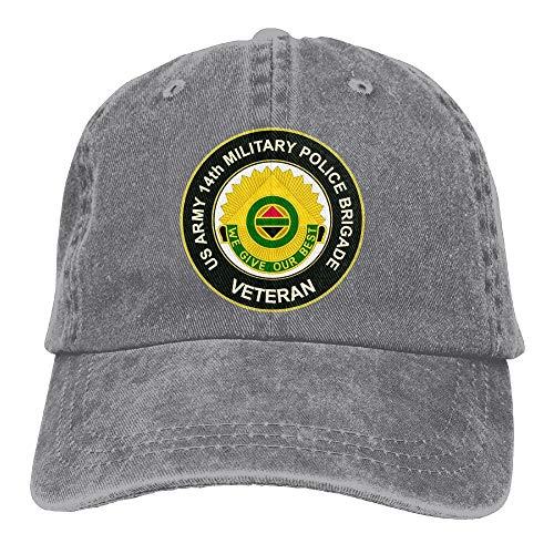 DFEE US Army 15th Military Police Brigade Unit Crest Unisex Adjustable Dad Hats Baseball Caps Trucker Hats