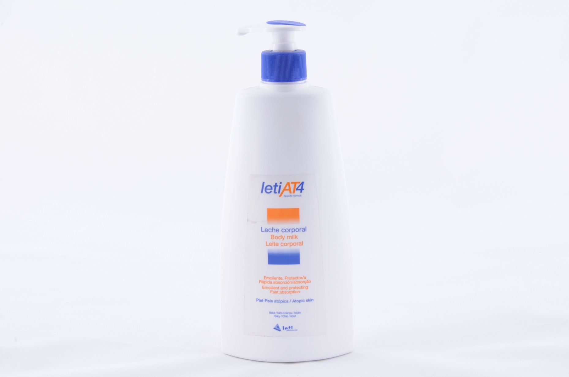 LETI AT-4 Leche Corporal 500ML product image
