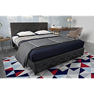 DHP Dakota Upholstered Bed