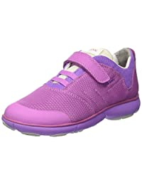 Geox Girls' Jr Nebula Sneaker J722DA - Big Kid