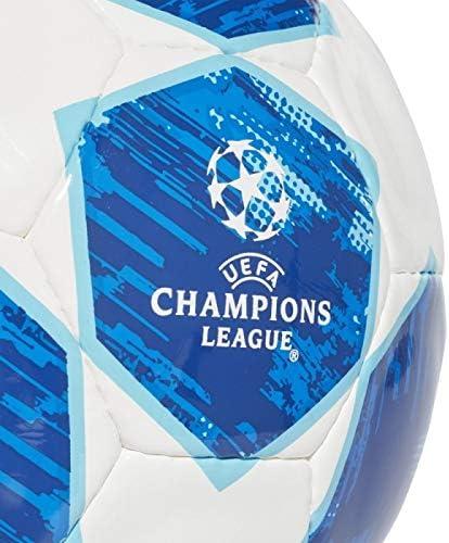 adidas Balón de Fútbol FINALE18 Azul: Amazon.es: Deportes y aire libre