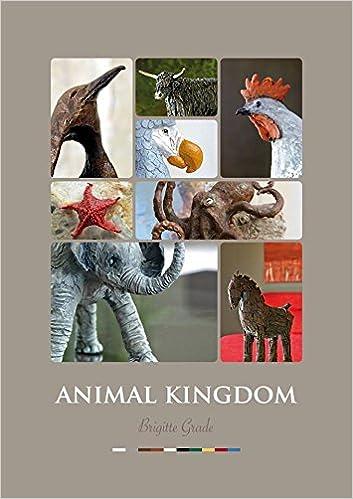 Animal Kingdom Book Staple Bound 2015