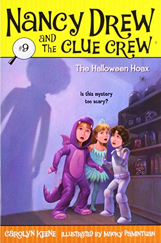 The Halloween Hoax (Nancy Drew & the Clue Crew (Quality)) by Carolyn Keene (13-Sep-2007) -