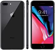 iPhone 8 Plus Apple 64GB Cinza Espacial Tela Retina HD 5,5  IOS 11 4G e Camera de 12 MP