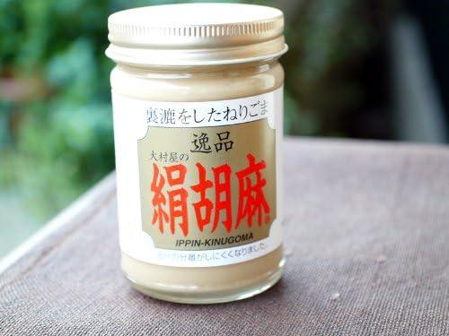 大村屋 逸品絹胡麻 白 170g×1瓶