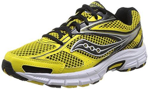 Saucony Cohesion - Zapatos para hombre Yellow/Black