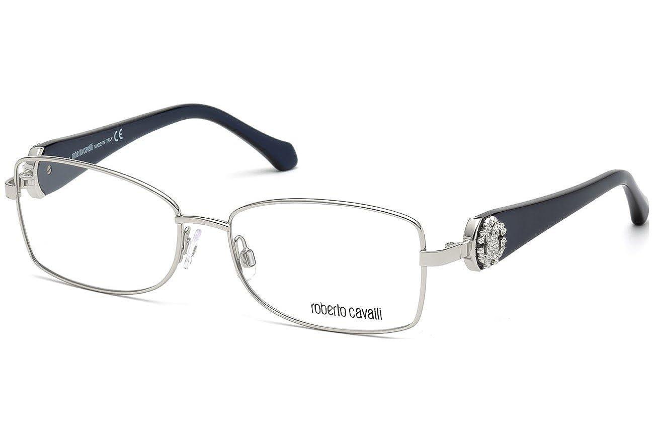 Roberto Cavalli eyeglasses rc0931 016 Shinyパラジウム55 mm   B00UW1Z66K