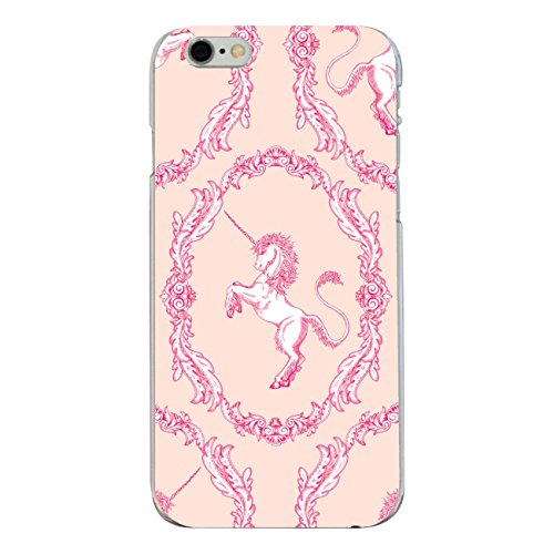 """Disagu SF-sdi-4336_1128#zub_cc6146 Design Schutzhülle für Apple iPhone 6S - Motiv """"klassisches Einhorn Muster rosa"""""""