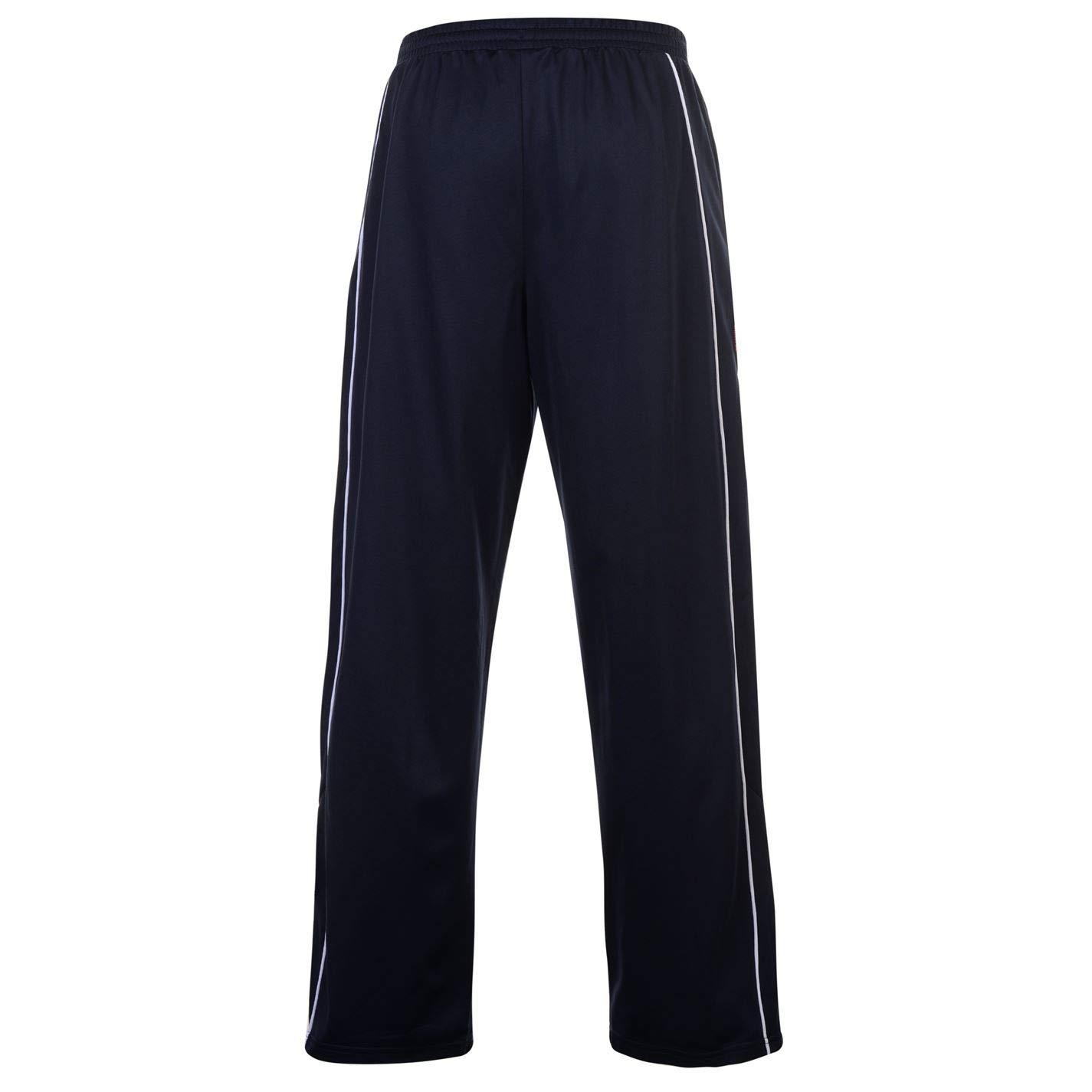 Slazenger para hombre Poly pantalones para hombre entrenamiento ...