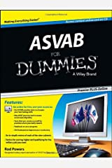 ASVAB For Dummies, Premier Plus (with Free Online Practice Tests) Paperback