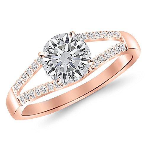 Gold 0.45 Ct Tw Diamond - 9