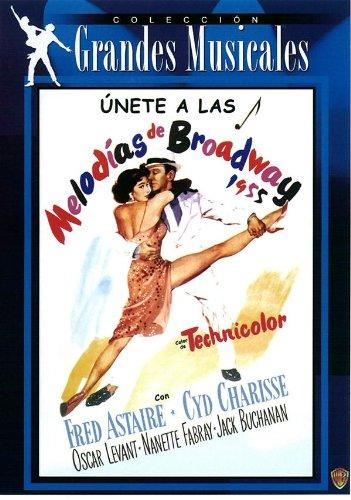 Melodias de broadway 1955 [DVD]