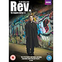 Rev. (Complete Series 1-3) - 5-DVD Box Set ( Handle with Prayer (Rev - Complete Series One, Two and Three) )