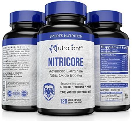 Nitric Oxide Supplements Men Citrulline product image