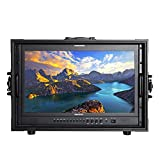 SEETEC P215-9HSD-CO 21.5 Inch Full HD 1920x1080 Carry-on Broadcast Director Monitor with 3G-SDI HDMI AV YPbPr Professional Portable Monitor Suitcase